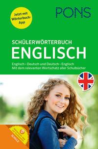 PONS Schülerwörterbuch Englisch