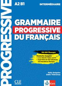 Grammaire progressive du français - intermédiaire