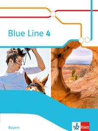 Blue Line 4 R-Zug. Ausgabe Bayern
