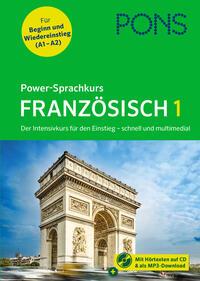 PONS Power-Sprachkurs Französisch 1