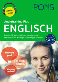 PONS Audiotraining Plus Englisch
