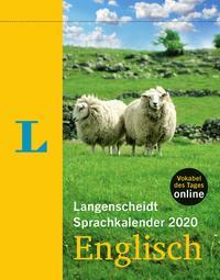 Langenscheidt Sprachkalender 2020 Englisch
