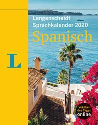Langenscheidt Sprachkalender 2020 Spanisch