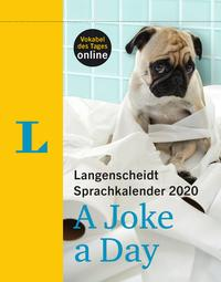 Langenscheidt Sprachkalender 2020 A Joke a Day