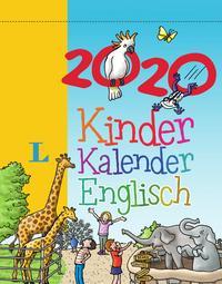 Langenscheidt Kinderkalender Englisch 2020