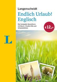 Langenscheidt Endlich Urlaub! Englisch