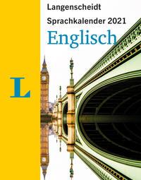Langenscheidt Sprachkalender Englisch 2021
