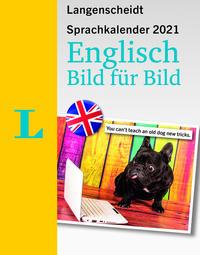 Langenscheidt Sprachkalender Bild für Bild Englisch 2021