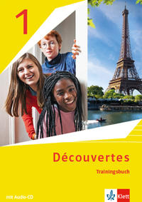 Découvertes 1. Ausgabe 1. oder 2. Fremdsprache - Cover