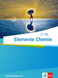 Elemente Chemie 7-10. Ausgabe Nordrhein-Westfalen