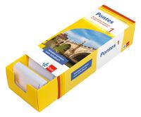 Pontes Gesamtband 1 (ab 2020) Vokabel-Lernbox zum Schulbuch 1. Lernjahr
