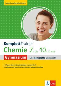 Klett KomplettTrainer Gymnasium Chemie 7.-10. Klasse