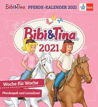 Bibi & Tina: Pferde-Kalender 2021