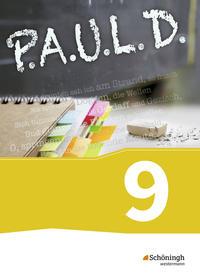 P.A.U.L D, Persönliches Arbeits- und Lesebuch Deutsch, Gy G8, neu