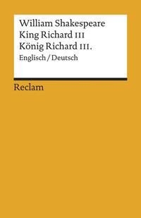 King Richard III / König Richard III.