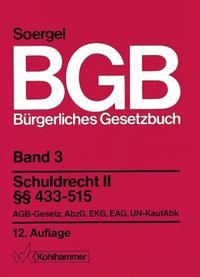 Bürgerliches Gesetzbuch mit Einführungsgesetz und Nebengesetzen (BGB) - Cover