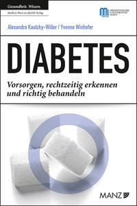 Cover: Alexandra Kautzky-Willer Diabetes