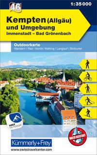 Kempten (Allgäu) und Umgebung, Immenstadt, Bad Grönenbach