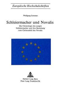 Schleiermacher und Novalis