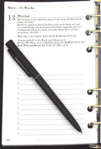 Kirchlicher Amtskalender 2021 - Ringbucheinlage