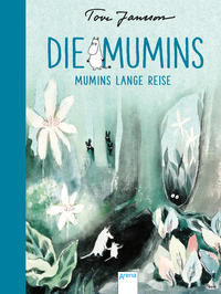 Die Mumins - Mumins lange Reise - Cover