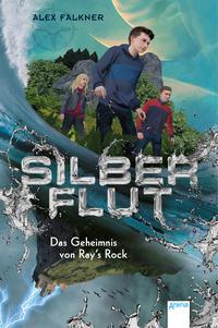 Silberflut - Das Geheimnis von Ray's Rock - Cover