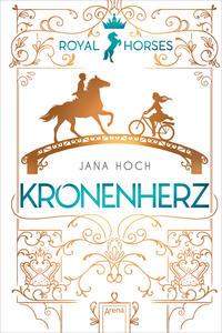 Royal Horses - Kronenherz - Cover