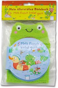 Mats Frosch badet gern