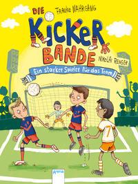 Die Kickerbande - Ein starker Spieler für das Team