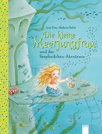 Die kleine Meerjungfrau und das Seepferdchen-Abenteuer