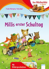 Millis erster Schultag - Cover