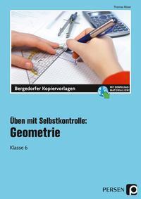 Üben mit Selbstkontrolle: Geometrie