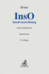 InsO/Insolvenzordnung