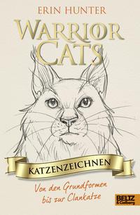 Cover: Erin Hunter Warrior Cats – Katzenzeichnen