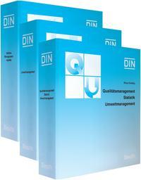 Qualitätsmanagement, Statistik, Umweltmanagement. Teil A, Teil B/C, Teil D und Teil E / Qualitätsmanagement - Statistik - Umweltmanagement. Teil A, Teil D und Teil E