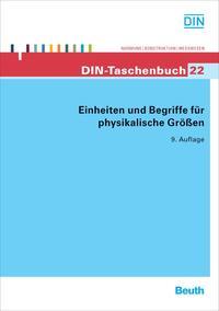 Einheiten und Begriffe für physikalische Größen - Buch mit E-Book