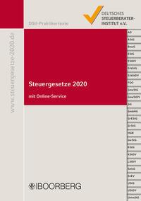 Steuergesetze 2020