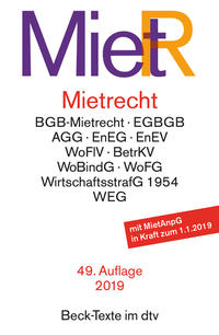 Mietrecht/MietR