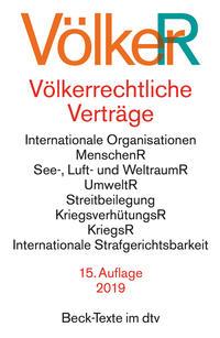 Völkerrechtliche Verträge/VölkerR