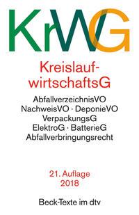Kreislaufwirtschaftsgesetz/KrWG