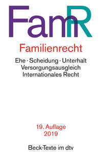 Familienrecht FamR