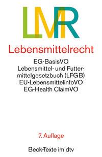 Lebensmittelrecht/LMR