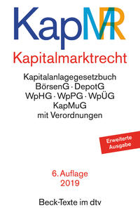 Kapitalmarktrecht/KapMR