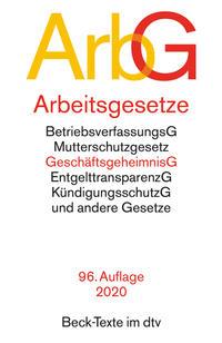 Arbeitsgesetze ArbG