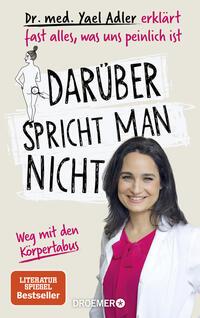 Cover: Yael Adler Darüber spricht man nicht