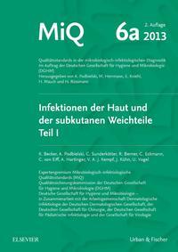 MIQ 06a: Infektionen der Haut und der subkutanen Weichteile