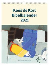 Kees de Kort Bibelkalender 2021