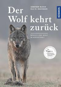 Cover: Günther Bloch Der Wolf kehrt zurück