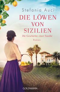 Cover: Stefania Auci Die Löwen von Sizilien