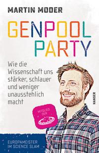 Cover: Martin Moder Genpoolparty